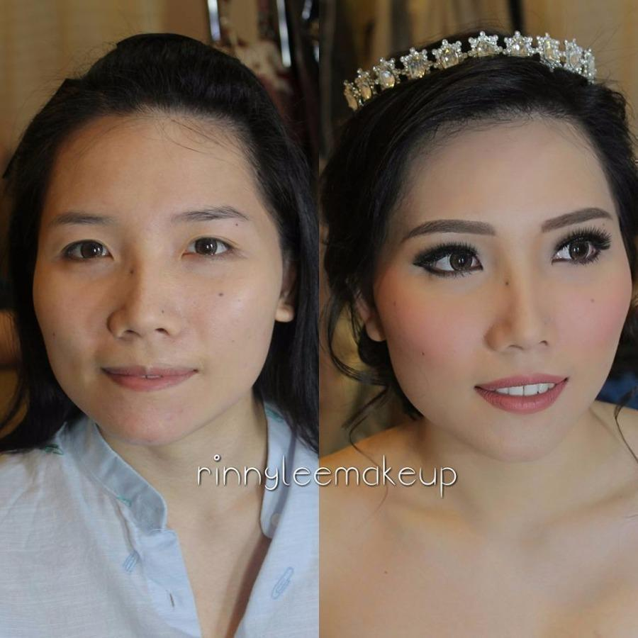 Rinny Lee Makeup