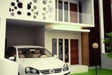 Desain rumah di Cikarang, jawa barat