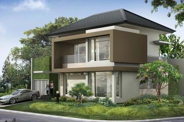 Desain rumah di Cipayung, jakarta timur