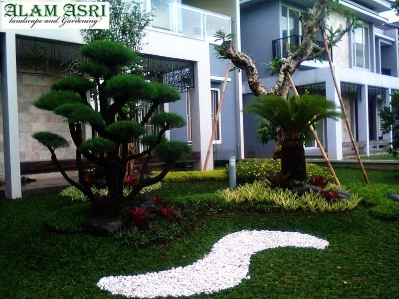 Tukang Taman Jakarta ( Alam Asri )
