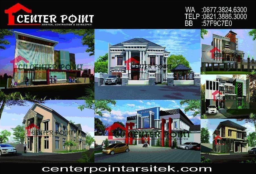 Center Point Arsitek