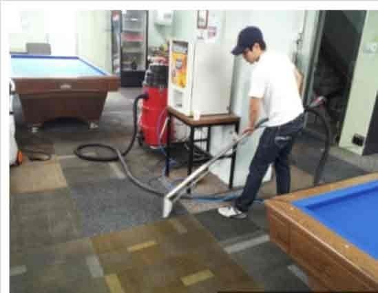 Jasa pasang poles marmer granit traso acian semen cor beton parket dan jasa general cleaning