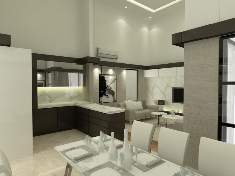 Spacious Interior Design & Build