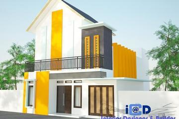 Fasad 2 Lantai@Sentul Bogor