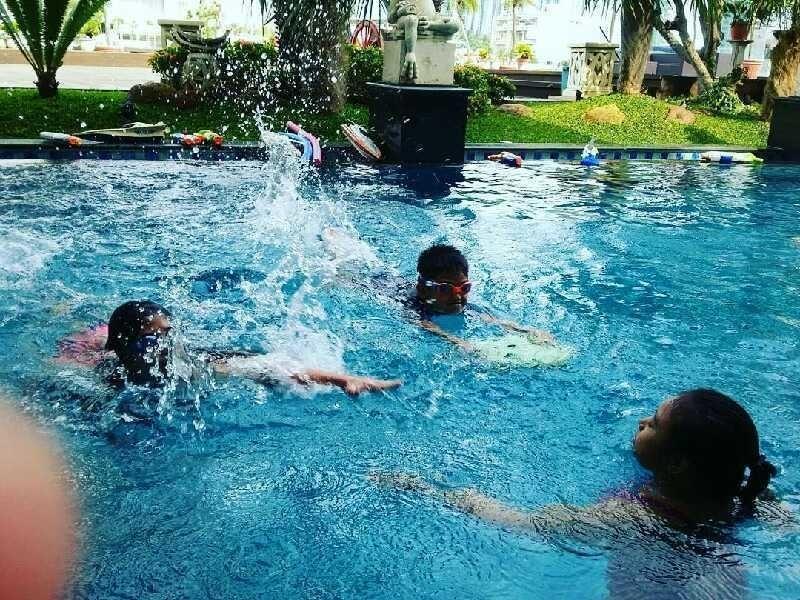 Danny Foundation Swimming
