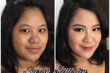 Platinum makeup for wisuda Rp 600.000 by suzanjef