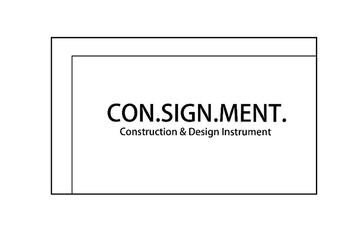 CON.SIGN.MENT