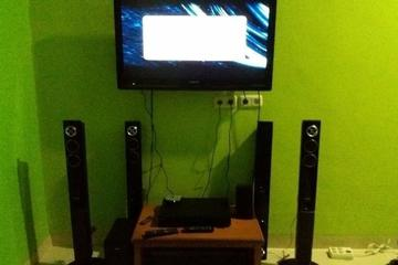 Pemasangan TV dan Home Theatre