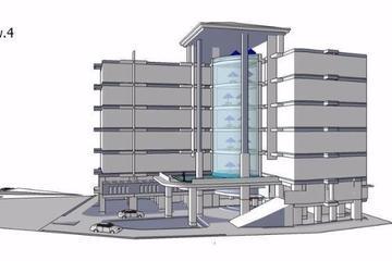 Facade apartemen