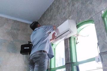 Ketua LMK RW 08 Jati Pulo M. Ridwan: Pemeliharaan rutin berupa pengecekan kondisi unit indoor & outdoor, cuci ac dan tambah freon