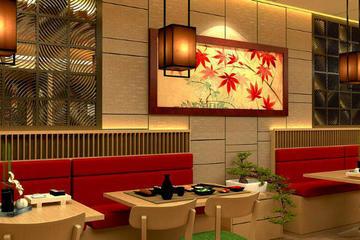 Lantai 1 Area Sofa