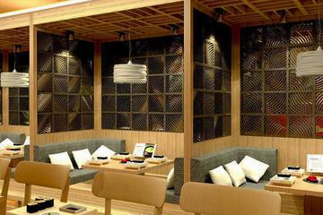 Lantai 1 Area Tatami
