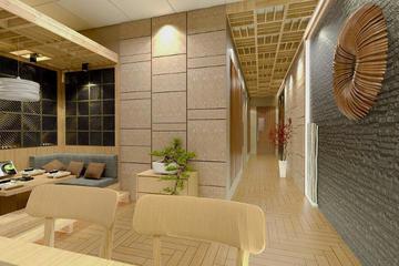 Lantai 2 Area Tatami