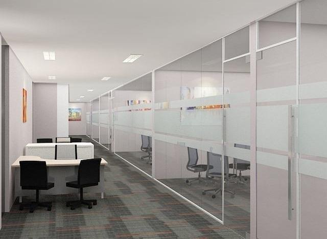 Corridor Director's Room Area