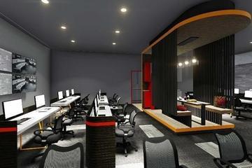 Desain ruang kantor 2