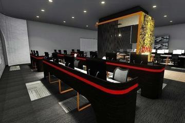 Desain ruang kantor 3