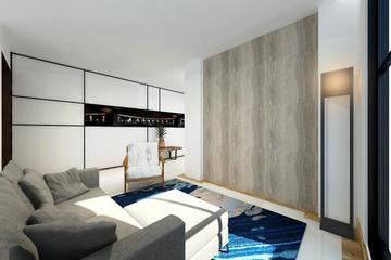 living room tebet house