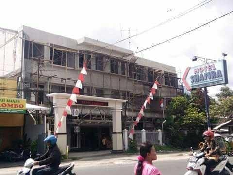 Album Pembangunan Hotel Shafiradi Jogjakarta Dari Jasa Pembangunan