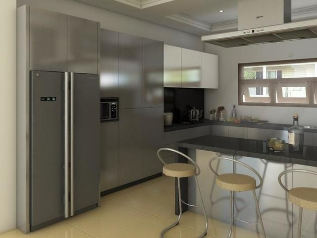 Kitchen set full stainless 1