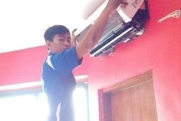 proses pemasangan indoor