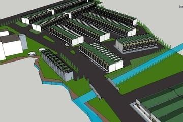 Karawang Warehouse Master Planning