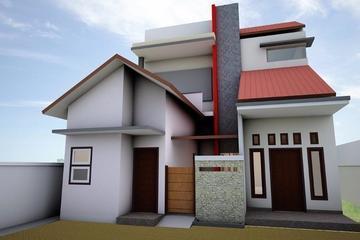 Rumah tinggal ibu Titi, Ternate Maluku Utara