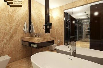 Luxury Bathroom Design by Ettore Interior Design