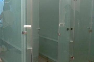 Cubicle Toilet/Partisi Toilet Umum