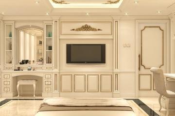 Master Bedroom_Tv side