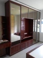 TV + wardrobe @ Bogor