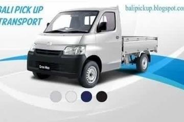 Bali Pickup Transport