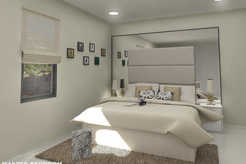 BedRoom & Headboard