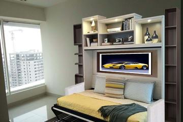 Wall Bed Cabinet
