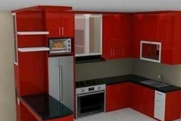 Kitchent set minimalis