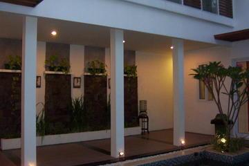rumah tinggal minimalis