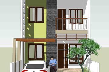 Rumah @ Kelapa Nias