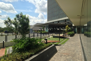 Teras Radisson Hotel Plaza