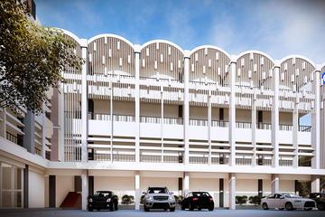 Renovasi Desain Fasad  Kampus ITS