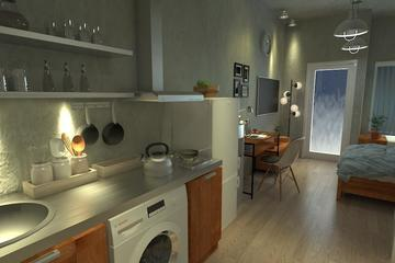 interior apartment