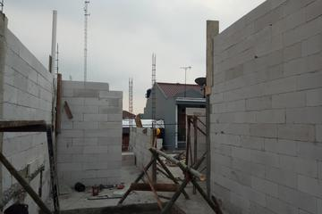 Pekerjaan Dinding dan struktur