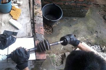 servis bearing + balljoint mobil