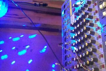 servis mixer audio