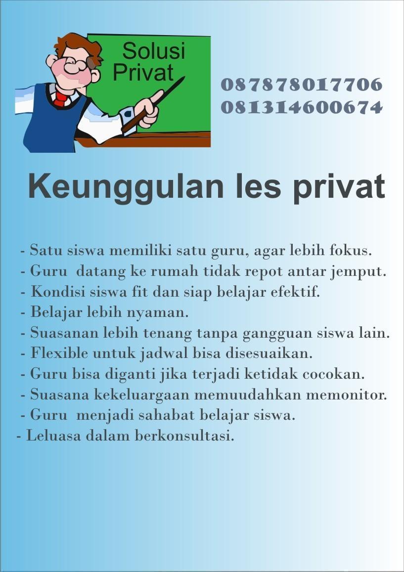 Solusi Privat