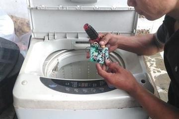 perbaikan mesin cuci
