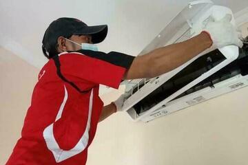 Pemasangan AC