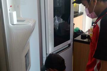 Perawatan dan perbaikan kulkas