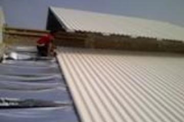 Rangka atap baja ringan atap aldiron
