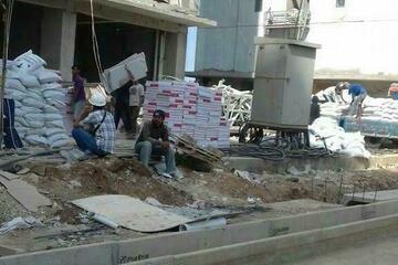 Ahli kontraktor bangunan