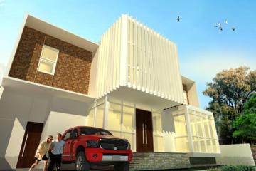 desain rumah tinggal @ pasar minggu