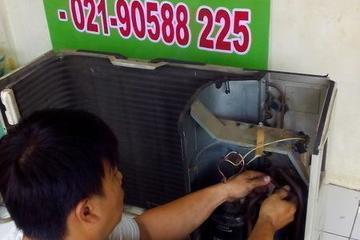 penggantian compresor